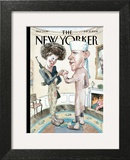 The New Yorker Cover - July 21, 2008 Wall Art by Barry Blitt
