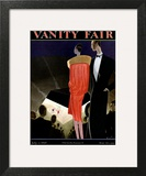 Vanity Fair Cover - July 1927 Wall Art by William Bolin