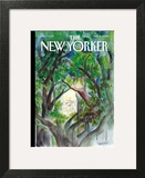 The New Yorker Cover - May 3, 2004 Art Print by Jean-Jacques Sempé