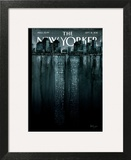 Reflections - The New Yorker Cover, September 12, 2011 Posters by Ana Juan