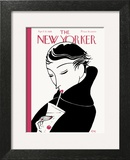 The New Yorker Cover - April 17, 1926 Wall Art by Clayton Knight