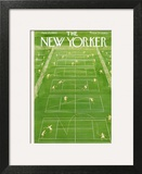 The New Yorker Cover - June 25, 1960 Wall Art by Anatol Kovarsky