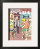 Black Friday - The New Yorker Cover, December 5, 2011 Prints by Dan Clowes