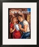 The New Yorker Cover - June 18, 2012 Prints by Owen Smith