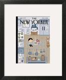 The New Yorker Cover - November 2, 2015 Art by Ivan Brunetti