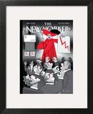 The New Yorker Cover - October 20, 2008 Art by Robert Risko