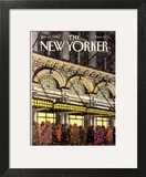 The New Yorker Cover - January 18, 1988 Art Print by Roxie Munro