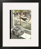 The New Yorker Cover - October 5, 2015 Wall Art by Peter de Sève