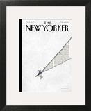The New Yorker Cover - February 4, 2013 Art Print by Birgit Schössow