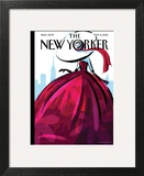 City Flair - The New Yorker Cover, May 6, 2013 Wall Art by Birgit Schössow