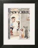 The New Yorker Cover - December 8, 2008 Wall Art by Barry Blitt