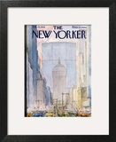 The New Yorker Cover - February 16, 1963 Wall Art by Alan Dunn