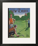 The New Yorker Cover - August 25, 1956 Prints by Peter Arno
