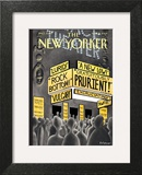 The New Yorker Cover - March 5, 2001 Prints by Ian Falconer