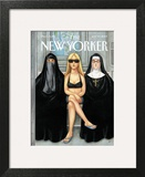 The New Yorker Cover - July 30, 2007 Wall Art by Anita Kunz