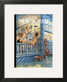 The New Yorker Cover - July 28, 2008 Wall Art by Peter de Sève
