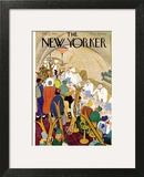 The New Yorker Cover - February 22, 1941 Prints by  Alain