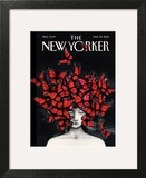 Homage - The New Yorker Cover, March 29, 2010 Prints by Ana Juan