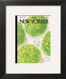 The New Yorker Cover - July 20, 2015 Art Print by Jean-Jacques Semp?