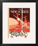 The New Yorker Cover - April 22, 2013 Posters by Luke Pearson