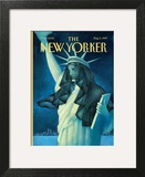 The New Yorker Cover - August 2, 1999 Posters by Ana Juan