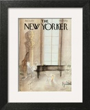 The New Yorker Cover - January 22, 1979 Wall Art by Jean-Jacques Sempé