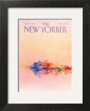 The New Yorker Cover - June 13, 1983 Wall Art by Susan Davis