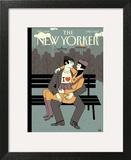 The New Yorker Cover - April 1, 2013 Prints by Luci Gutiérrez