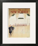 The New Yorker Cover - March 23, 1987 Wall Art by Jean-Jacques Sempé