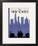 The New Yorker Cover - March 21, 1925 Print by Carl Fornaro