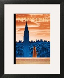 The New Yorker Cover - January 12, 2009 Wall Art by Mark Ulriksen