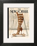 The New Yorker Cover - March 25, 2013 Prints by Ana Juan