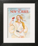 The New Yorker Cover - May 25, 1992 Wall Art by Susan Davis