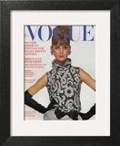Vogue Cover - September 1963 Art Print by Bert Stern