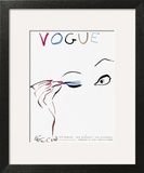 """Vogue Cover - February 1935 - All Dolled Up Wall Art by Carl """"Eric"""" Erickson"""
