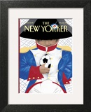 The New Yorker Cover - July 13, 1998 Prints by Ana Juan