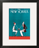 The New Yorker Cover - August 8, 1925 Art Print by Julian de Miskey