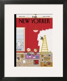Warmth - The New Yorker Cover, March 19, 2012 Posters by Ivan Brunetti