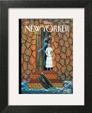 The Resurrection of the Dead - The New Yorker Cover, January 25, 2010 Posters by Frantz Zephirin