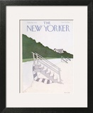 The New Yorker Cover - June 18, 1979 Wall Art by Gretchen Dow Simpson