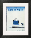 The New Yorker Cover - January 25, 1988 Posters by Eugène Mihaesco