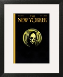 The New Yorker Cover - October 31, 2005 Prints by Ian Falconer