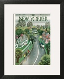 The New Yorker Cover - May 3, 1947 Print by Edna Eicke