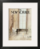 The New Yorker Cover - January 22, 1979 Art Print by Jean-Jacques Sempé