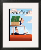 State by State - The New Yorker Cover, March 12, 2012 Art by Bob Staake