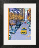 Open Season - The New Yorker Cover, November 7, 2011 Posters by Bruce McCall