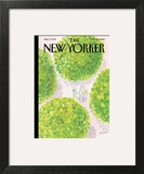 The New Yorker Cover - July 20, 2015 Wall Art by Jean-Jacques Semp?