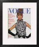 Vogue Cover - September 1963 Wall Art by Bert Stern