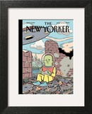 The New Yorker Cover - June 8, 2009 Prints by Dan Clowes