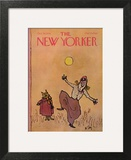 The New Yorker Cover - October 30, 1978 Art Print by William Steig